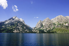 Tetons Royalty Free Stock Photos