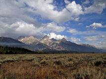 Tetons grand photos stock