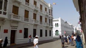 Tetouan-摩洛哥街道  免版税库存照片