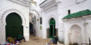 Tetouan Royalty Free Stock Image