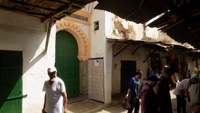 Tetouan-Marocko Arkivfoto