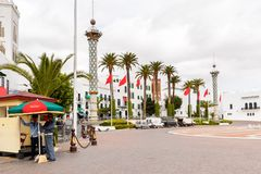 Tetouan, Marokko royalty-vrije stock foto