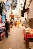 Tetouan, Marokko stockfoto