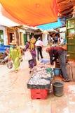 Tetouan, Marokko royalty-vrije stock fotografie