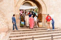 Tetouan, Marokko Royalty-vrije Stock Foto's