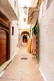 Tetouan, Marruecos Fotografía de archivo libre de regalías
