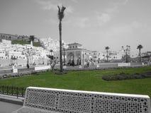 Tetouane Marocko royaltyfria foton