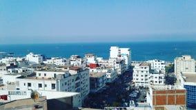 Tetouane, Medeyq Afrique du Nord Photographie stock