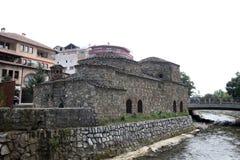 Tetovo, bain de tabouret, Macédoine Photos stock