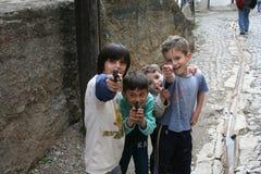 Tetovo Children Stock Photography