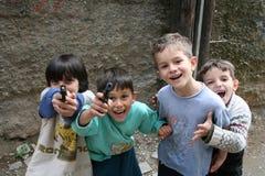 Tetovo Children Royalty Free Stock Photos