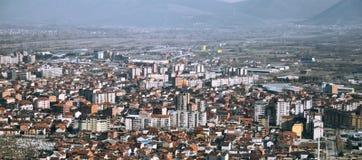 Tetovo, Macédoine Photographie stock libre de droits