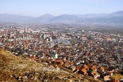 Tetovo, Macedónia fotografia de stock royalty free