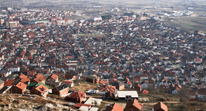 Tetovo, Macedónia Foto de Stock Royalty Free