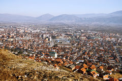 Tetovo, Macedonia Royalty Free Stock Photography