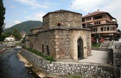 Tetovo, Osmanebad, Mazedonien Stockbilder