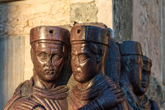 The Tetrarchs Royalty Free Stock Images