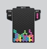 Tetris Foto de archivo libre de regalías