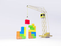 Tetris Royalty Free Stock Photography