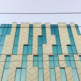 Tetris arquitectónicos Imagen de archivo
