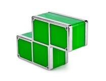 Tetris-Bauklötze Stockbild