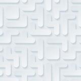 Tetris bezszwowy wzór Obrazy Stock