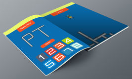 Tetris Game Magazine Stock Image