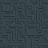 Tetris seamless pattern Stock Photo