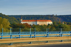 Tetschen Castle, Decin, Tetschen, Czech Republic Royalty Free Stock Photography