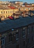 Tetti di Odessa Fotografia Stock Libera da Diritti