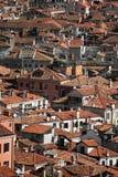 Tetti di Venezia Fotografia Stock