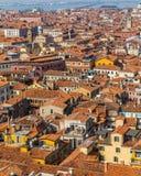 Tetti di Venezia Immagine Stock