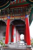 Tetto cinese del tempiale. Fotografia Stock