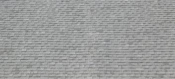 Tetto composito dell'assicella dell'asfalto fotografia stock libera da diritti