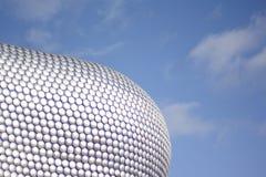 Tetto dal Bullring a Birmingham, Regno Unito fotografie stock
