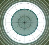 Tetto del cerchio Immagine Stock