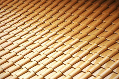 Tetto del cinese tradizionale Immagini Stock