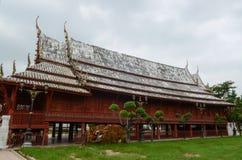 Tetto del tempio Immagini Stock Libere da Diritti