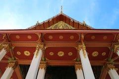Tetto del tempio Immagini Stock