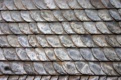 tetto dell'assicella Fotografia Stock
