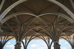 tetto della geometria immagini stock libere da diritti