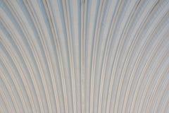 Tetto della lamina di metallo Immagini Stock Libere da Diritti