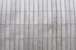 Tetto dello zinco Fotografia Stock