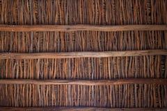 Tetto di legno Fotografia Stock Libera da Diritti