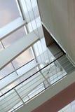 Tetto di vetro Fotografia Stock