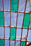 Tetto di vetro Fotografia Stock Libera da Diritti