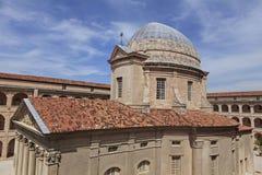Tetto e cupola Fotografie Stock