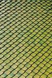 Tetto Green02 superiore Fotografia Stock