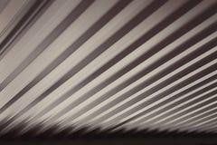 Tetto grigio della griglia fotografia stock libera da diritti