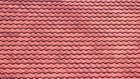 Tetto rosso Fotografie Stock
